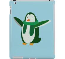 Green Penguin iPad Case/Skin