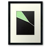 Zipper 2 Framed Print