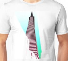 San Franpsycho 1 - Transamerica Unisex T-Shirt