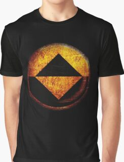 ReBoot - Rusted Logo Graphic T-Shirt