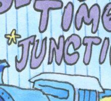 Sleepy Time Junction! Sticker