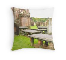 Dinner With Dearbhfhorghaill ~ Haunt Cuisine? Throw Pillow