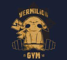 Vermilion Gym Baby Tee