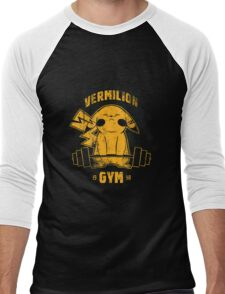 Vermilion Gym Men's Baseball ¾ T-Shirt