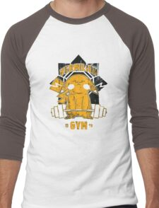 Vermilion Gym Men's Baseball ¾ T-Shirt