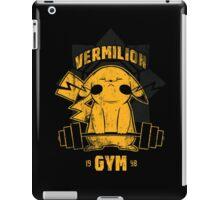 Vermilion Gym iPad Case/Skin