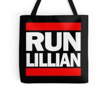 Unbreakable Kimmy Schmidt Inspired Rap Mashup - RUN Lillian - UKS Shirt - Females are Strong as Hell Parody Shirt Tote Bag