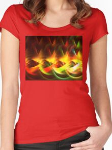 Apex Women's Fitted Scoop T-Shirt