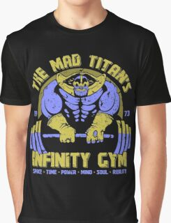 Thanos Gym Graphic T-Shirt