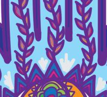 Summertime Hamsa Sticker