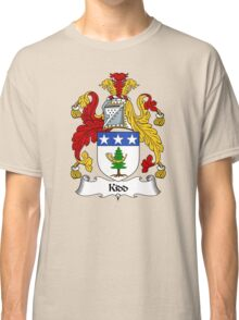 Kidd Coat of Arms / Kidd Family Crest Classic T-Shirt