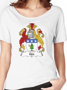 Kidd Coat of Arms / Kidd Family Crest Women's Relaxed Fit T-Shirt