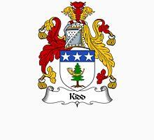 Kidd Coat of Arms / Kidd Family Crest Unisex T-Shirt