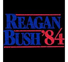 Reagan Bush Photographic Print
