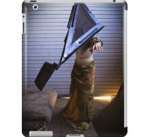 Pyramid Head iPad Case/Skin