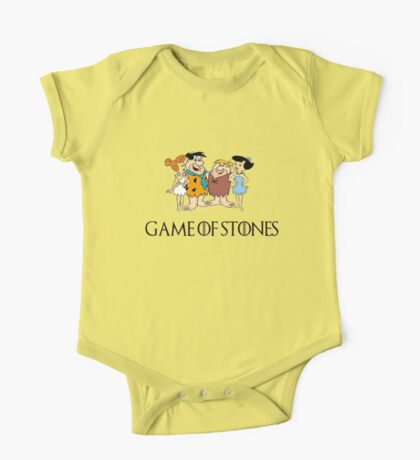 Game of Stones One Piece - Short Sleeve