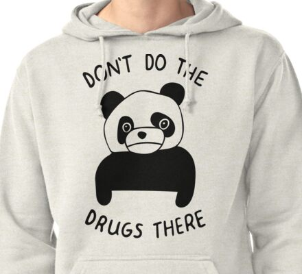 Don't Do the Drugs There Pullover Hoodie