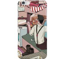 Roommates iPhone Case/Skin
