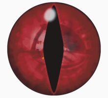 Red Dragon Eye by Packrat