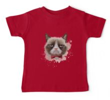 Cat with bow tie Baby Tee