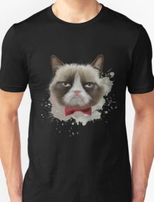 Cat with bow tie T-Shirt