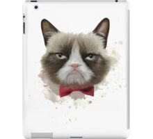 Cat with bow tie iPad Case/Skin
