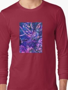 """Under the sea"" watercolour painting Long Sleeve T-Shirt"