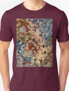 Swirl and splatter T-Shirt