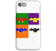 Complementary Birds iPhone Case/Skin