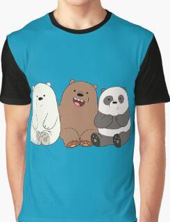Baby Bears Graphic T-Shirt