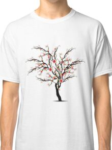 Cherry Blossoms Tree Classic T-Shirt