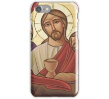 Last Supper 2 iPhone Case/Skin