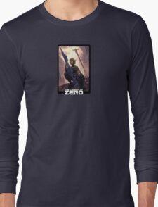 Rat Portrait Long Sleeve T-Shirt