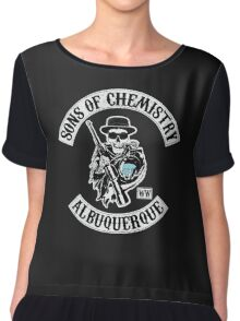 Sons of Chemistry Chiffon Top