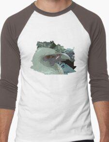 Killing it - Vulture Men's Baseball ¾ T-Shirt