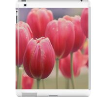 Tulips Entwined iPad Case/Skin