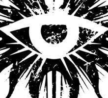 Dragon Age Inquisition Symbol Broken Sticker