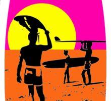 ENDLESS SUMMER SURFBOARD Sticker