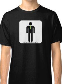 Unexpected Resolution Fan Gear Classic T-Shirt
