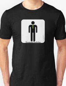 Unexpected Resolution Fan Gear Unisex T-Shirt