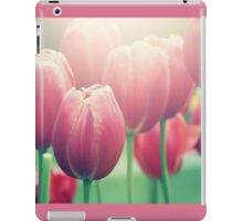 Tulips in The Sun  iPad Case/Skin