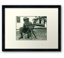 156 Infantry Louisiana National Guard Framed Print