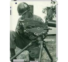 156 Infantry Louisiana National Guard iPad Case/Skin
