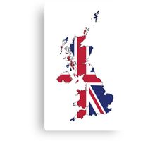 United Kingdom Canvas Print