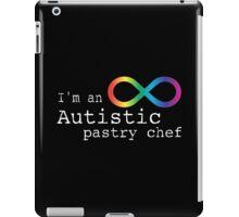 Autistic Pastry Chef iPad Case/Skin