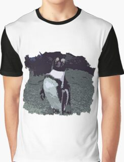 Killing it - Penguin Graphic T-Shirt