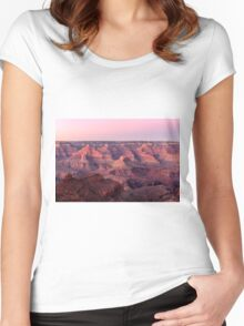 Grand Canyon Women's Fitted Scoop T-Shirt