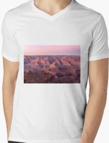 Grand Canyon Mens V-Neck T-Shirt