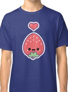 Cute Strawberry Classic T-Shirt