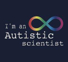 Autistic Scientist Kids Tee